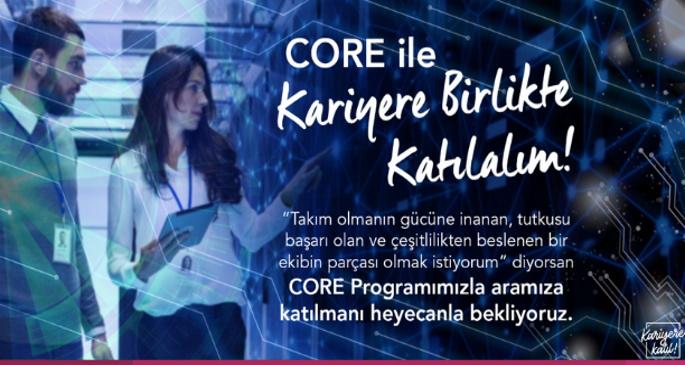 Core Bilgi Sistemleri Bannerr