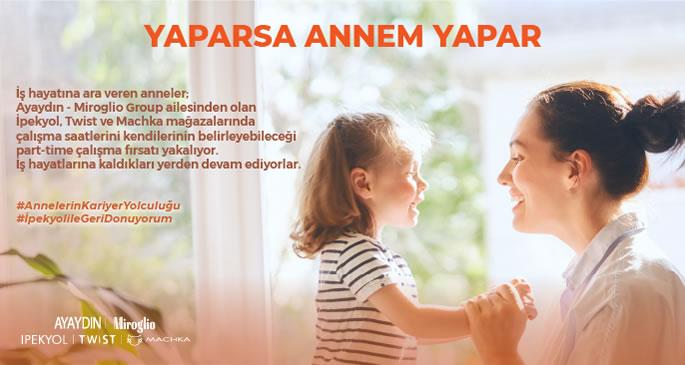 İpekyol - Anneler Günü Görsel...
